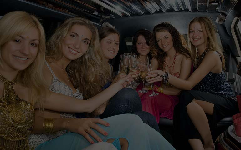 Car rentals for Birthday parites