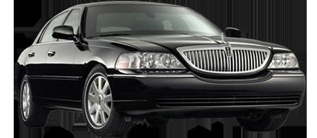 Lincoln Sedan ride