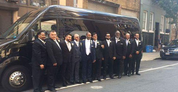 Wedding Transportation with Our Atlanta Limousine