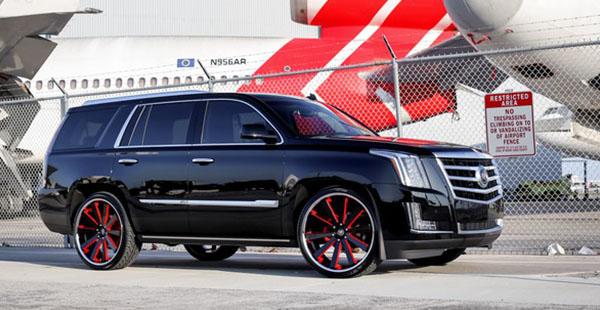 Black car Atlanta