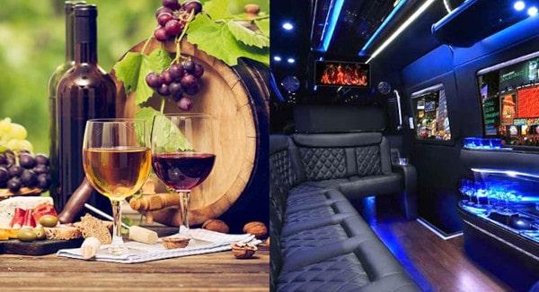 wine tours Atlanta